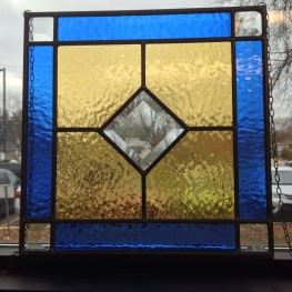 GCI Glass Window