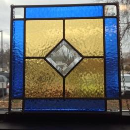 GCI Glass Window